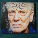 "Original GINGER BAKER CREAM Hand Signed Autographed ""WHY?"" CD w/COA"