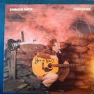 SPENCER DAVIS Signed Autographed ''CROSSFIRE'' LP w/COA
