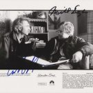 Original MICHAEL DOUGLAS CURTIS HANSEN Autographed Signed 8x10 Photo Pict w/COA