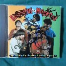 The MONKEES Signed Autographed by ALL 4 CD  Jones Tork Dolenz (TWICE) & Nesmith