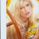 Porno Adult Star BRANDE RODERICK Autographed signed 8x10 Photo Picture REPRINT