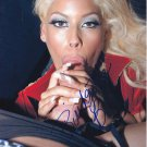 Porno Adult Star BRIDGETTE B Autographed signed 8x10 Photo Picture REPRINT