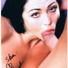 Porno Adult Star CHEROKEE Autographed signed 8x10 Photo Picture REPRINT