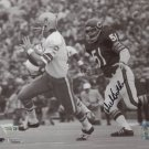 DICK BUTKUS Autographed signed 8x10 Photo Picture REPRINT