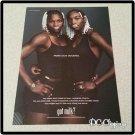 Serena & Venus Williams Got Milk? Ad