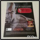 God Of War PSP Video Game Ad/Clipping