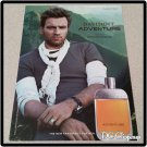 Ewan McGregor Davidoff Adventure Unscented Ad