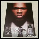 50 Cent Pure 50 RGX Unscented Bodyspray Ad