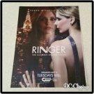 Ringer Ad/Clipping Sarah Michelle Gellar