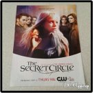 The Secret Circle Ad/Clipping