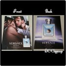 VERSACE Cologne Ad with Scent Strip