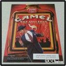 Camel Cigarette Back Alley Blend Ad