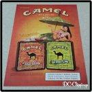 Camel Cigarette Pleasure To Burn Ad Kauai Kolada Twista Lime