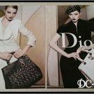 Dior 2 Page Ad