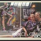 DOLCE & GABBANA 2 Page Ad
