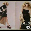 MAX MARA 2 Page Ad