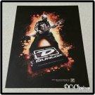 Kerry King Dunlop Ad Slayer