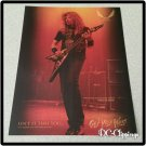 Dave Mustaine Dean Guitars Ad