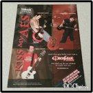 Yamaha Guitars Ad Dustin Tooker, Grade 8, Andrew Howard, Twisted Method