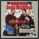 Papa Roach Dean Markley Ad Jerry Horton, Tobin Esperance