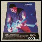Troy McLonghorn PRS Guitars Ad Dark New Day, Evanescence