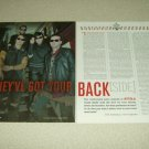 Attila 2 Page Article/Clipping