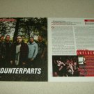 Counterparts 2 Page Article/Cliping