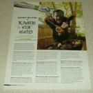 Randy Blythe 1 Page Article/Clipping Lamb Of God Randall Blythe