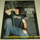Unearth 1 Page Article/Clipping