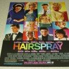 Hairspray  Movie Ad - Zac Efron, Jon Travolta, Brittany Snow, Amanda Bynes