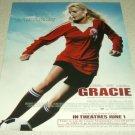 Gracie Movie Ad - Carly Schroeder