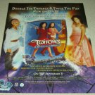Twitches DVD/Movie Ad - Tia & Tamera Mowry
