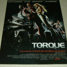 TORQUE Movie Ad - Ice Cube, Martin Henderson, Monet Mazur