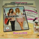 Material Girls DVD/Movie Ad - Hilary Duff, Haylie Duff