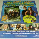 Haunting Hour DVD/Movie Ad - Emily Osment, Cody Linley