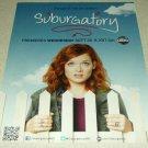 Suburgatory TV Show Ad