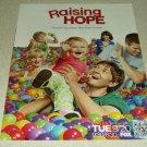 Raising Hope TV Show Ad