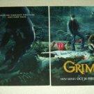 GRIMM TV Show Ad