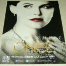 Once Upon A Time TV Show Ad - Snow White