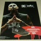 Travis Barker DC Ad - Blink-182