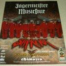 Slipknot Jagermeister Music Tour Ad