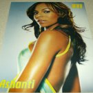 Ashanti Pinup & Clipping Set