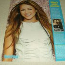 Miley Cyrus Clipping Set - Hannah Montana