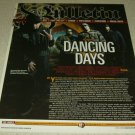 P.O.D. 1 Page Article/Clipping