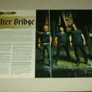 Alter Bridge 2 Page Article/Clipping