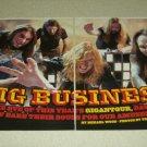 Gigantour 4 Page Article/Clipping Megadeth, Children Of Bodem