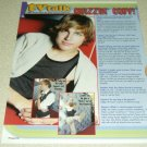 Cody Linley 1 Page Article/Clipping