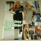Aj & Aly Michalka 1 Page Articele/Clipping