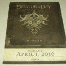 Devour The Day - S.O.A.R. Album Ad