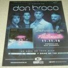 Don Broco - Automatic Album Ad